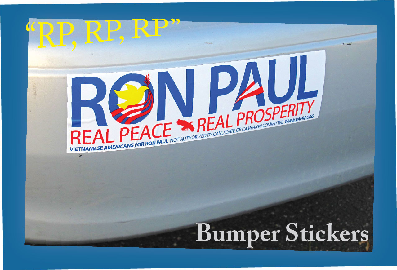 VAFRP Bumper Sticker Close